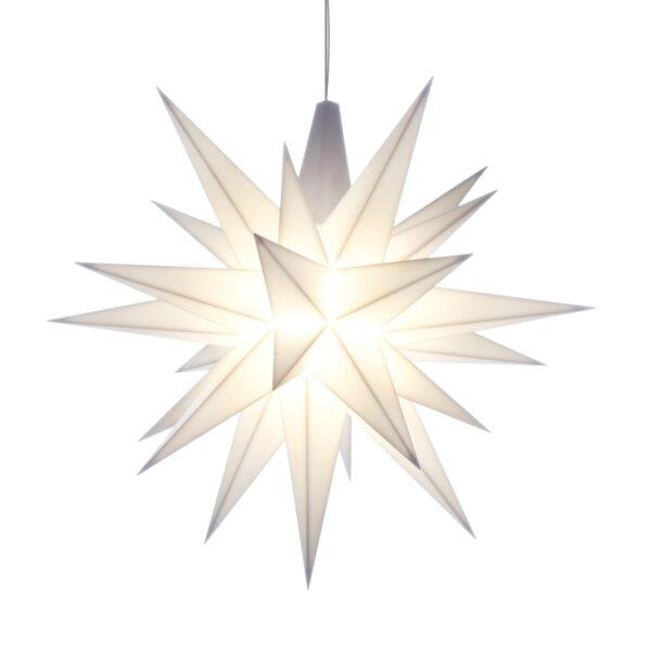 herrnhuter-adventsstjerner-13cm-Plast-Hvid