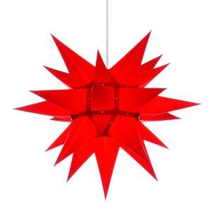 40 cm rød – papir