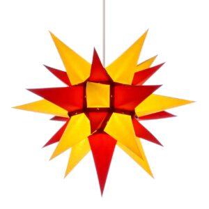 40 cm gul/rød – papir