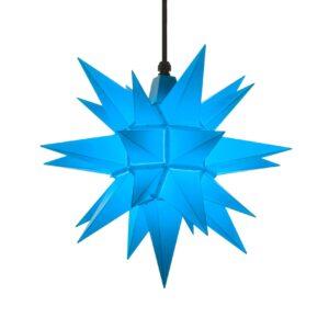 40 cm blå – Plast