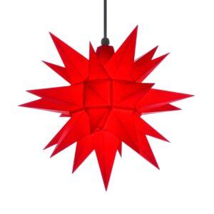 40 cm rød – Plast