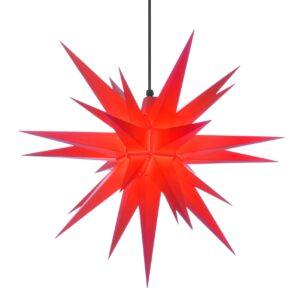 68 cm rød – Plast
