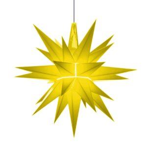 13 cm Limone – Plast med LED